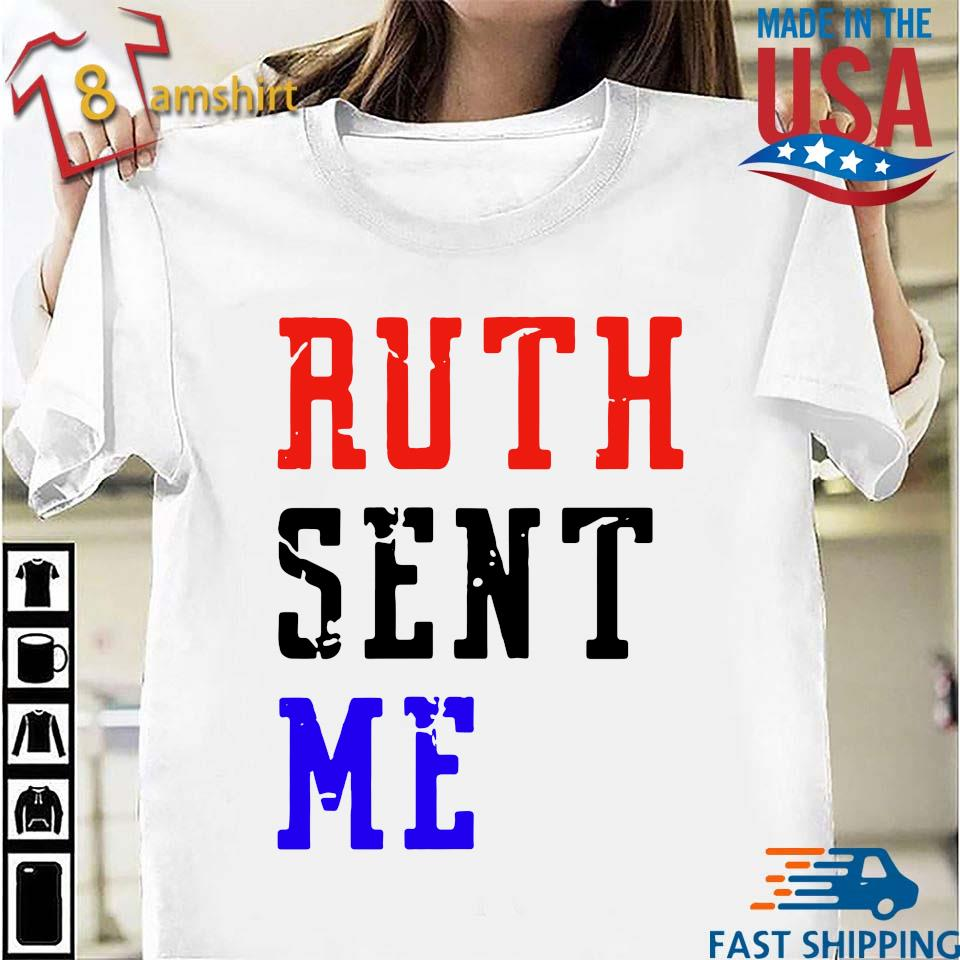 Ruth sent me RBG shirt