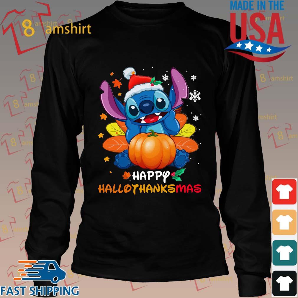 Stitch pumpkin happy hallothanksmas s Long den
