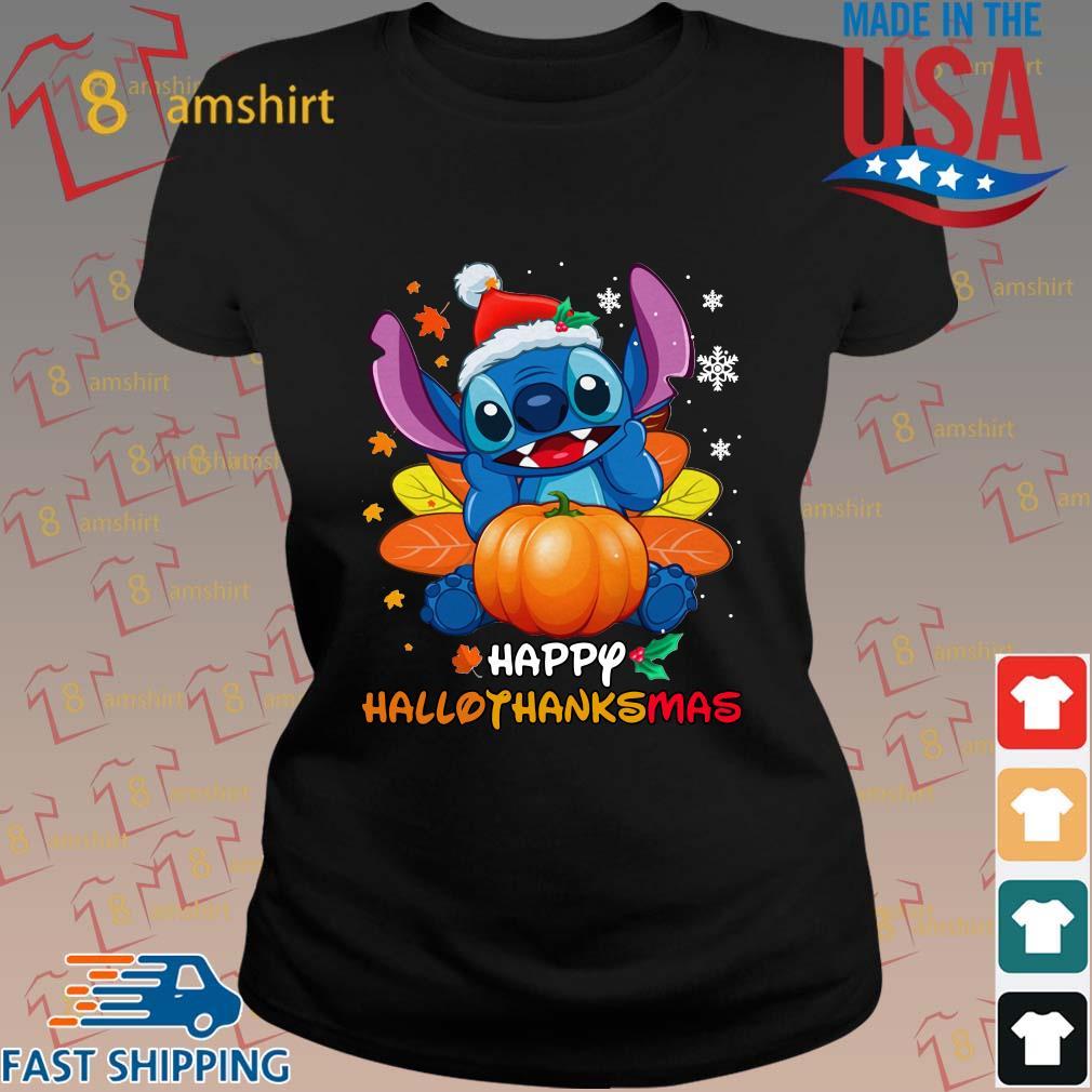 Stitch pumpkin happy hallothanksmas s ladies den