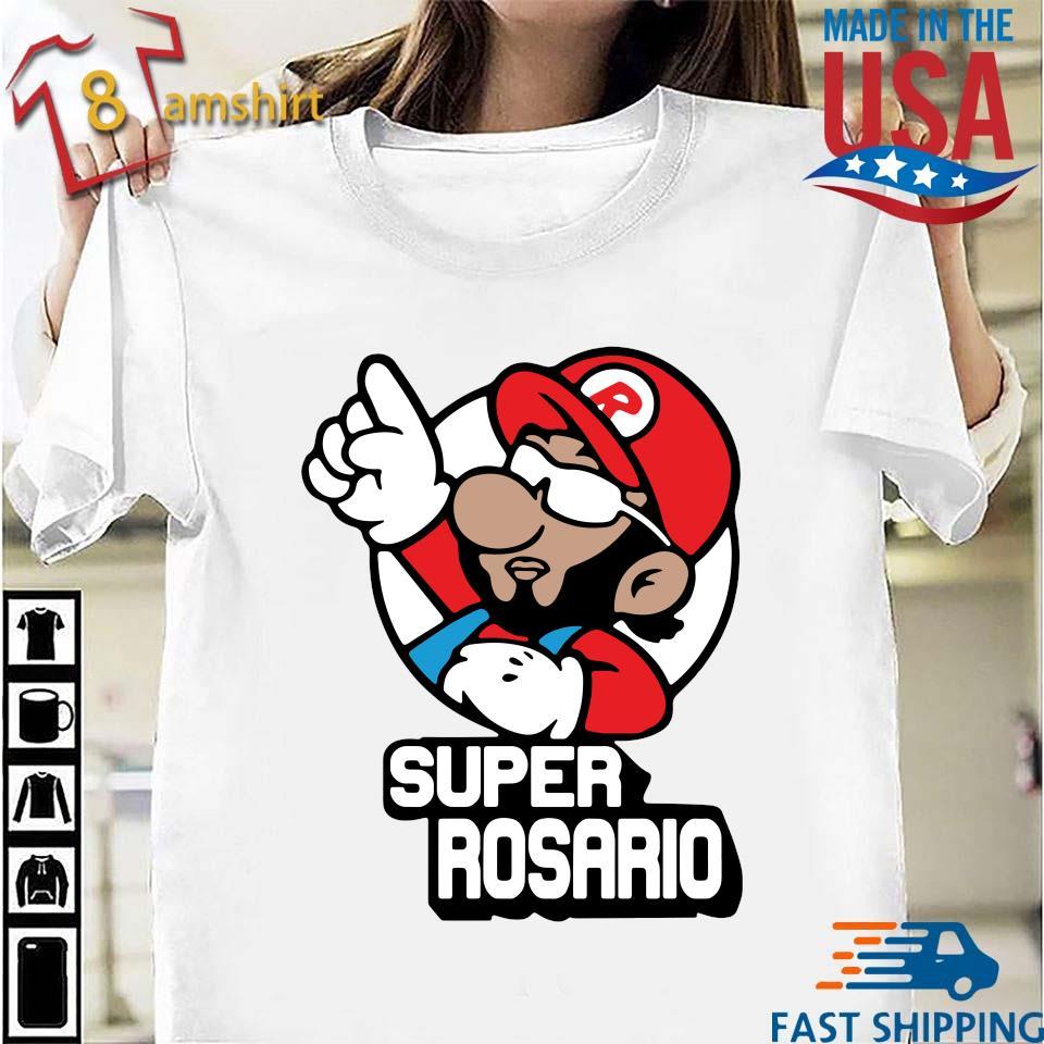 Super Rosario Super Mario shirt