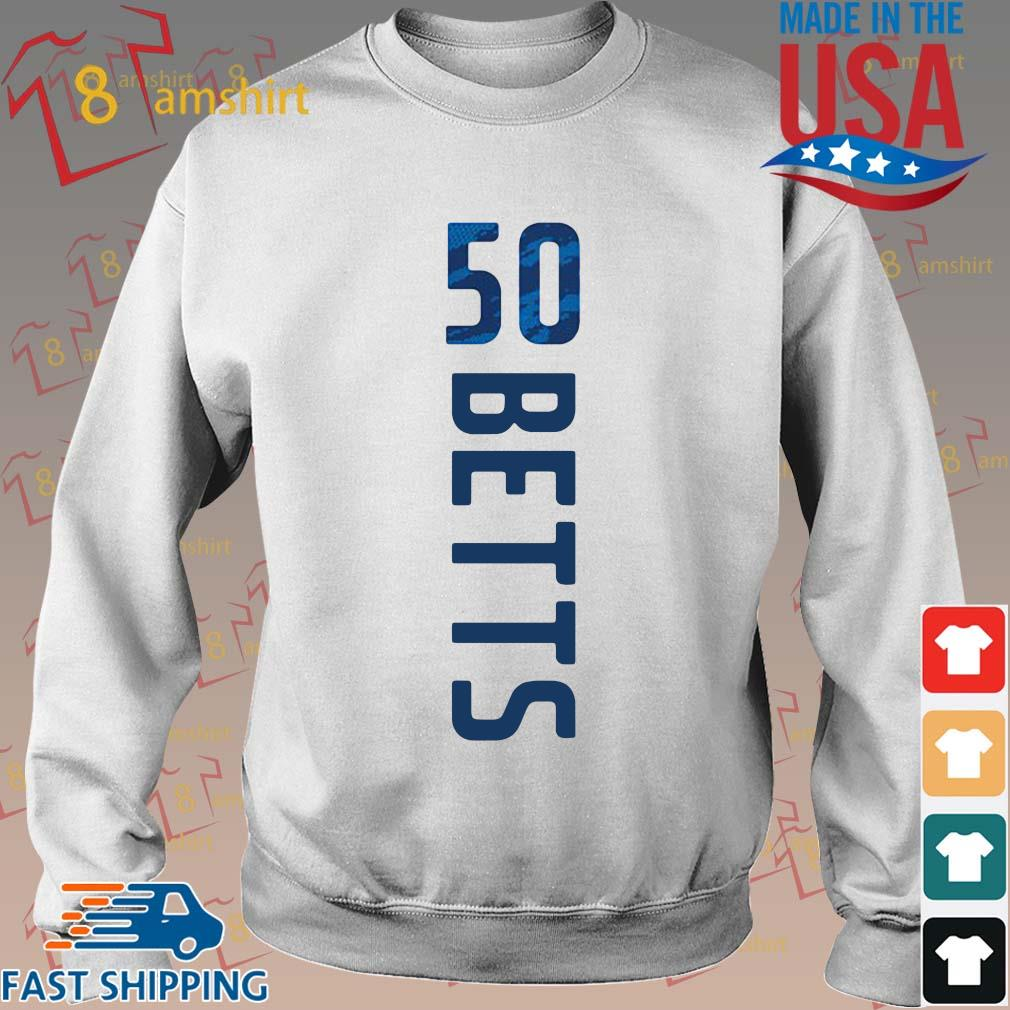 Los Angeles Dodger Mookie Betts 50 shirt