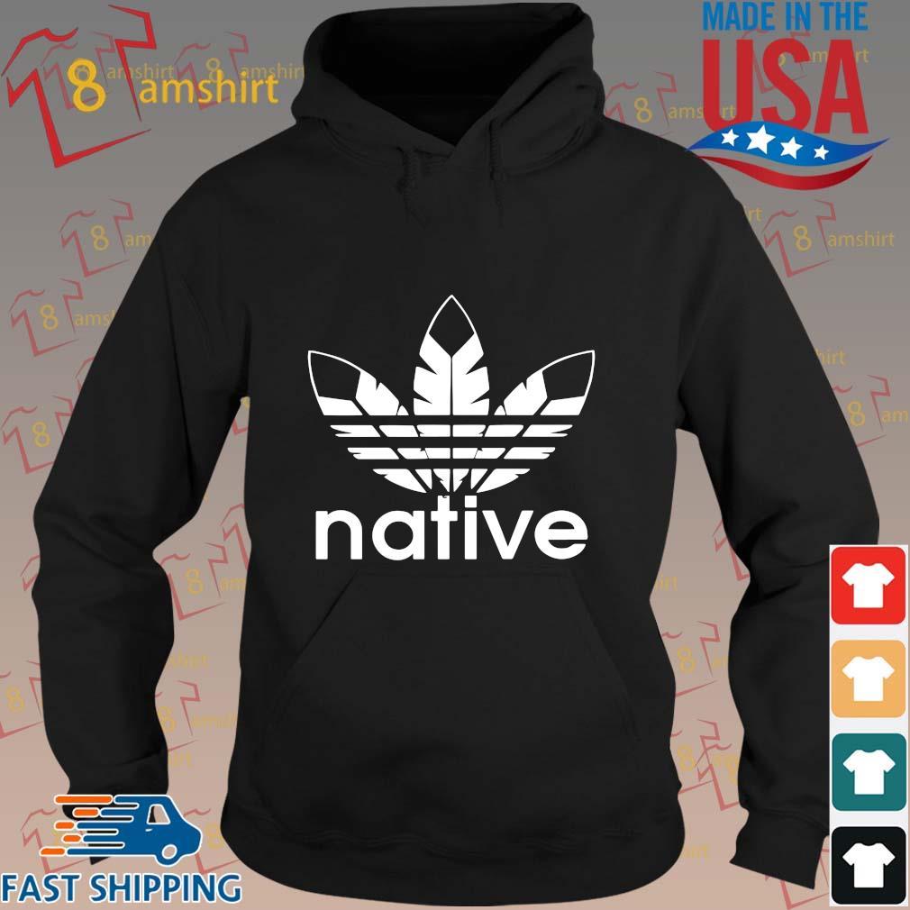 Adidas Native s hoodie den
