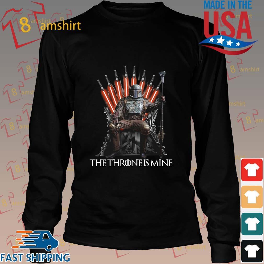 Boba Fett the throne is mine s Long den