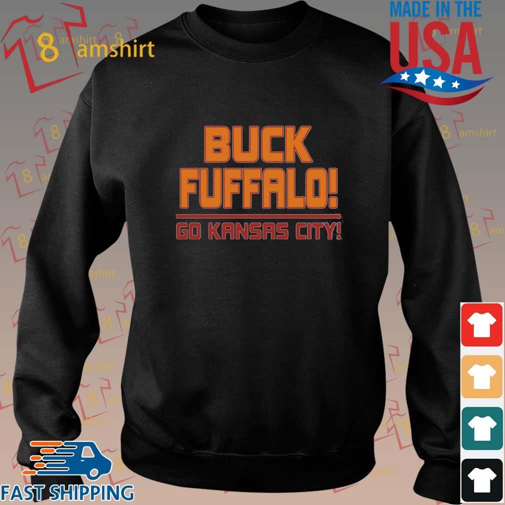 Buck Fuffalo Go Kansas City s Sweater den