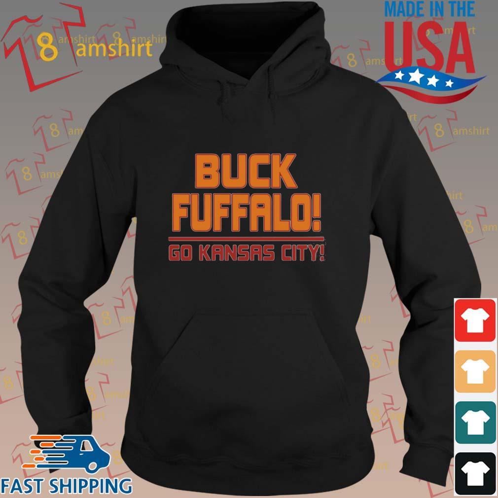 Buck Fuffalo Go Kansas City s hoodie den