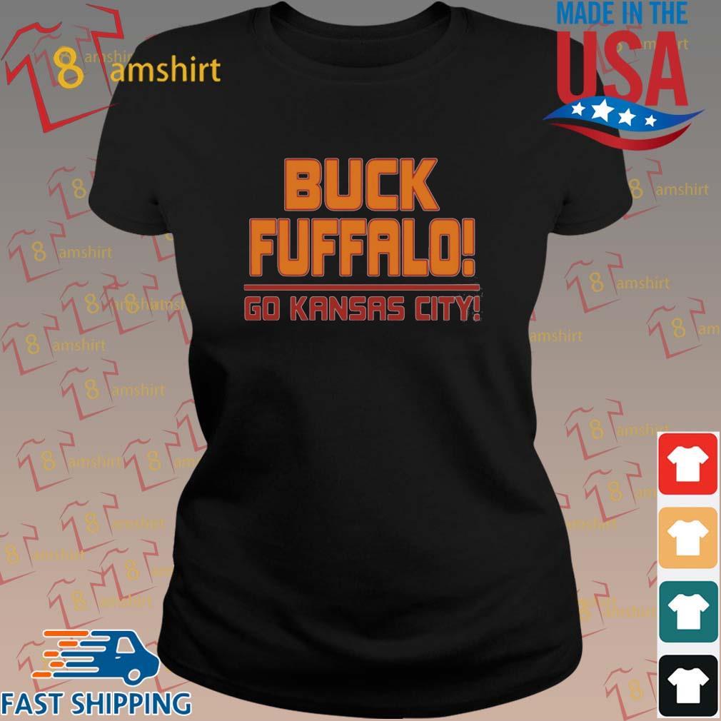 Buck Fuffalo Go Kansas City s ladies den