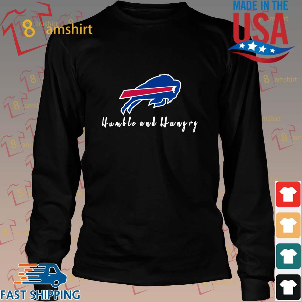Buffalo Bills humble and hungry hoodie Long den