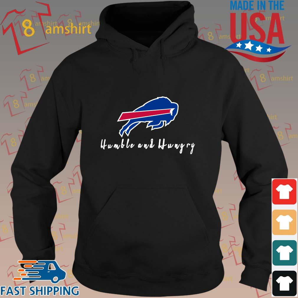Buffalo Bills humble and hungry hoodie hoodie den