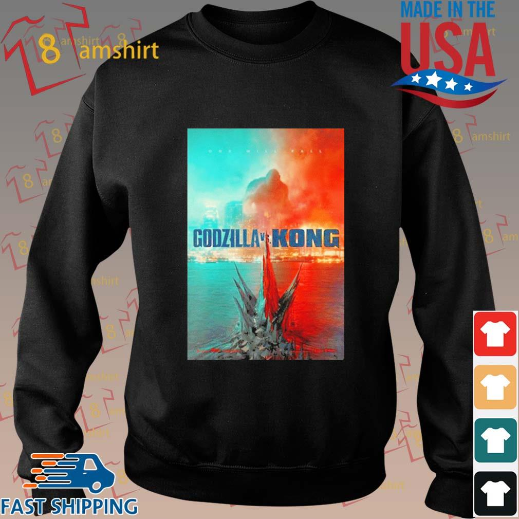 Godzilla Vs Kong T-Shirt Sweater den