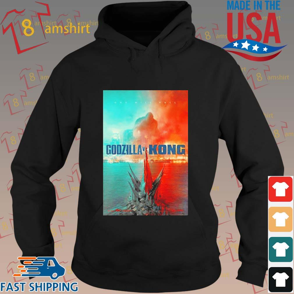 Godzilla Vs Kong T-Shirt hoodie den
