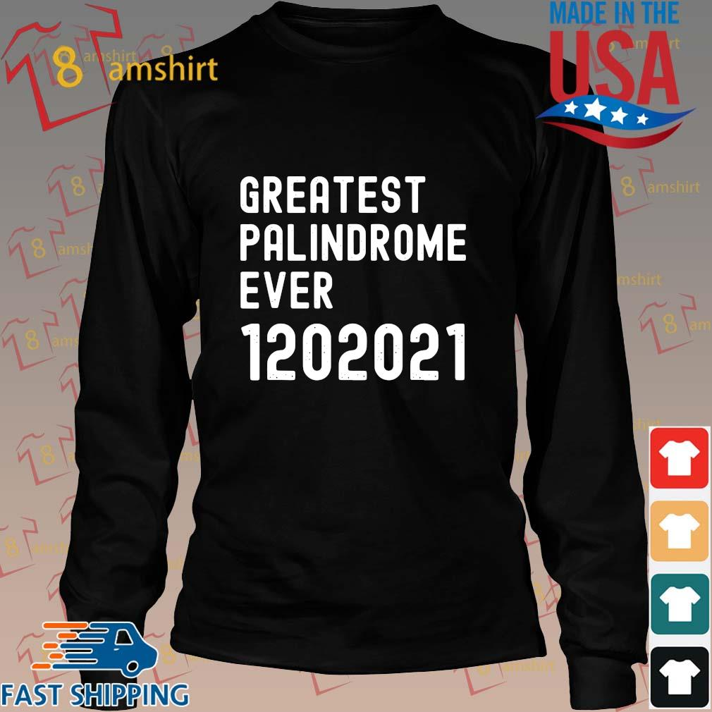Greatest palindrome ever 1202021 s Long den