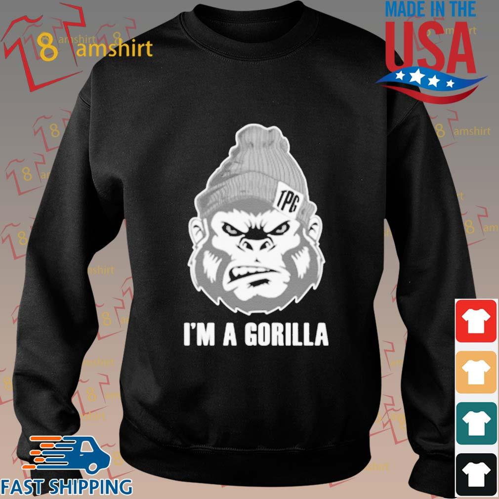 I Am A Gorilla T-Shirt Sweater den