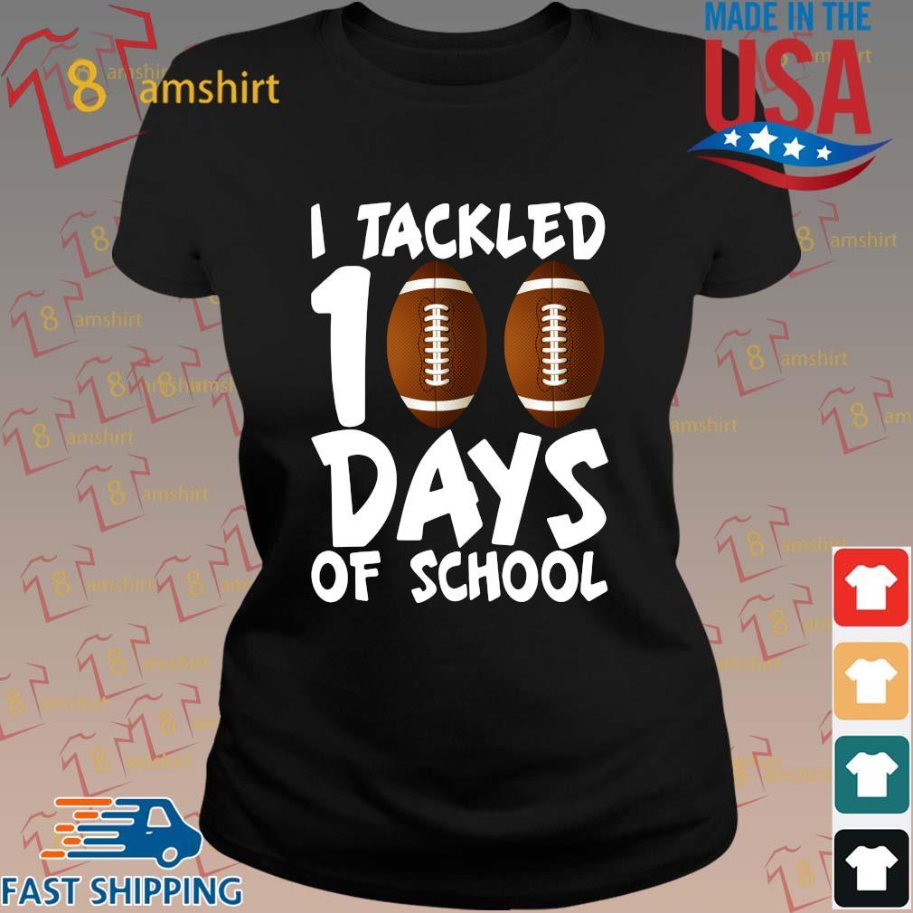 I tackled 100 days of school s ladies den
