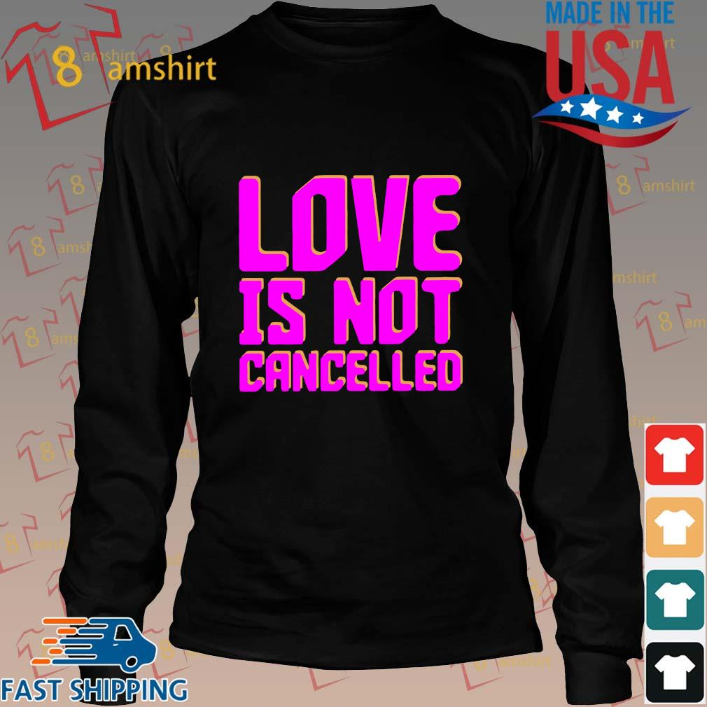 Love is not cancelled s Long den