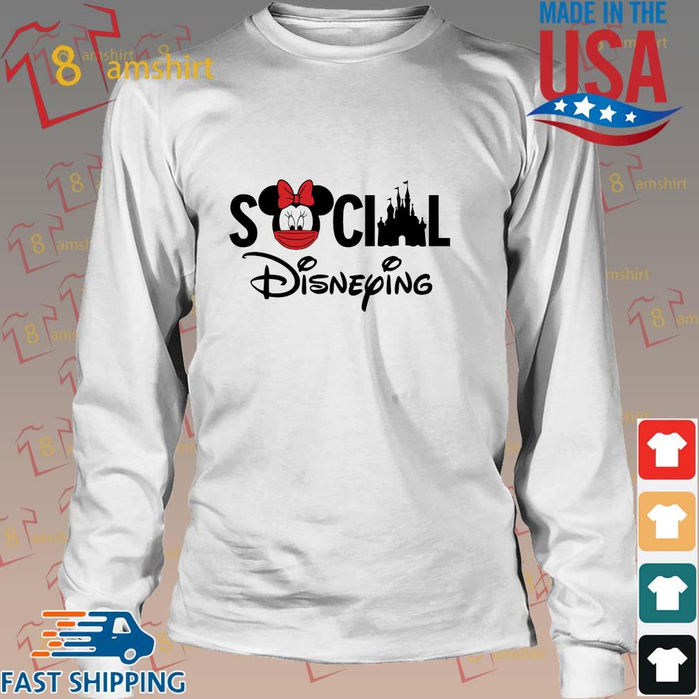Minnie Mouse social Disneying s Long trang