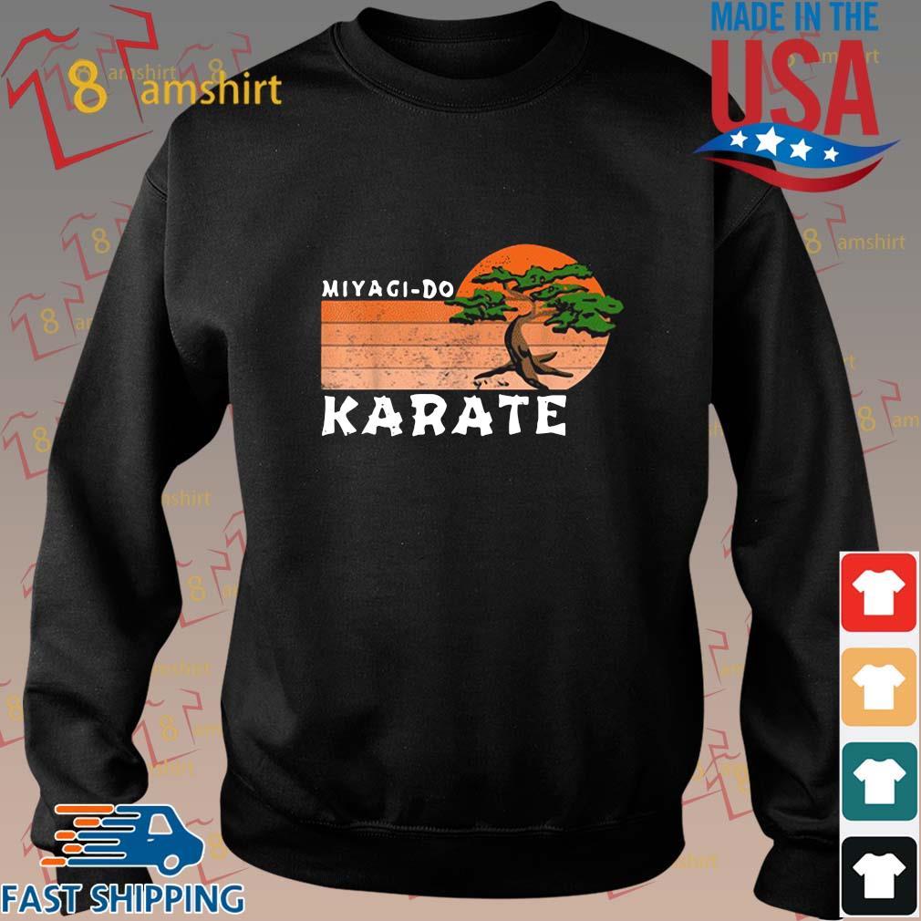 Miyagi-Do Karate Vintage Sunset Shirt