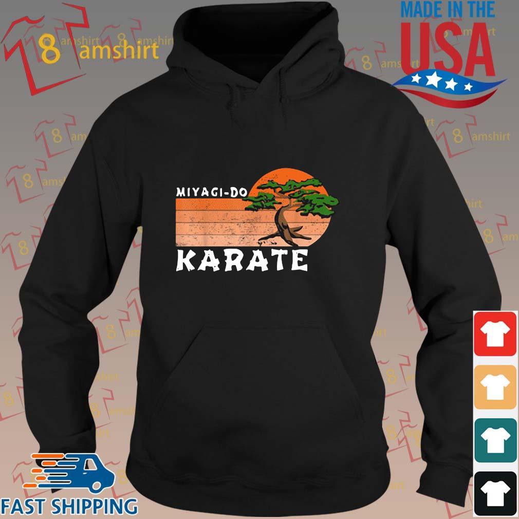 Miyagi-Do Karate Vintage Sunset Shirt hoodie den