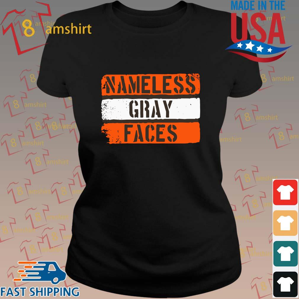 Nameless gray faces s ladies den
