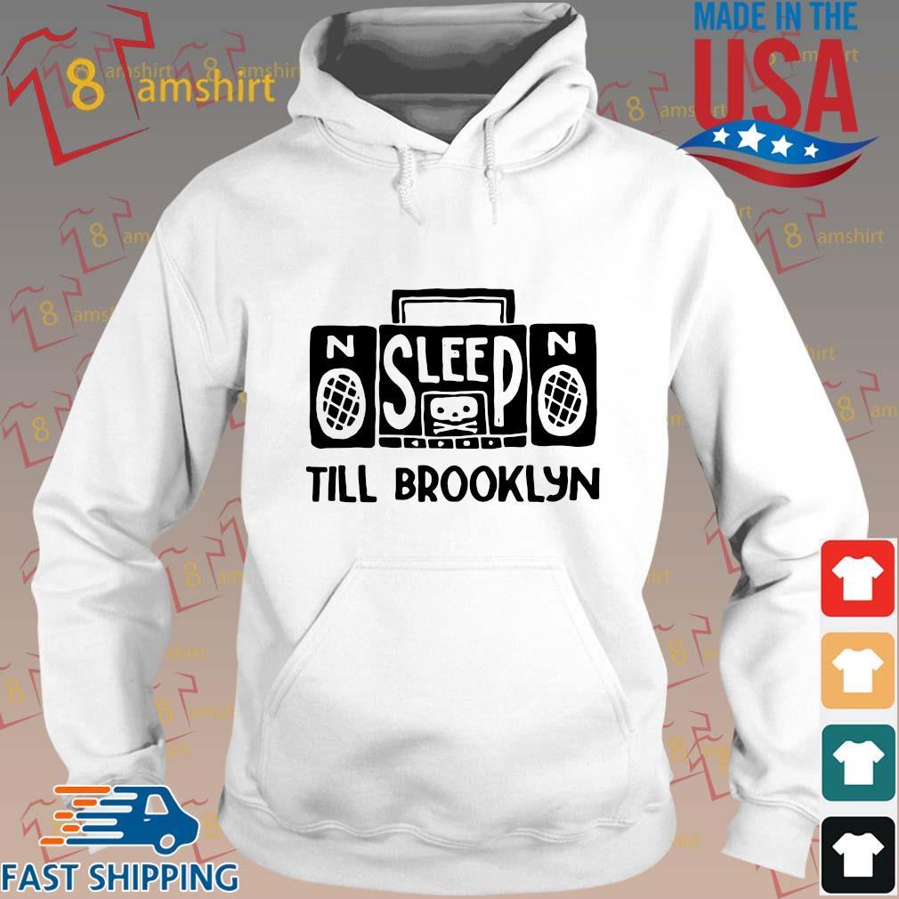 No Sleep no till brooklyn s Hoodie trang