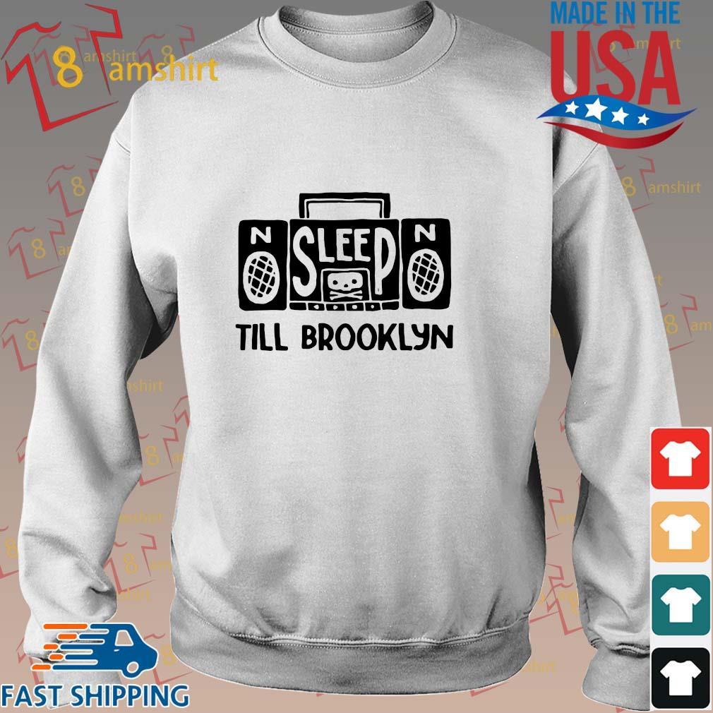 No Sleep no till brooklyn shirt