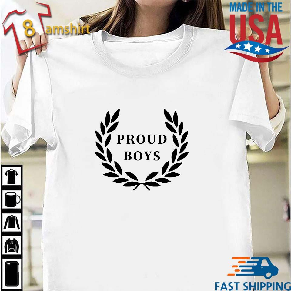 Official Proud Boys Shirts Shirt trang