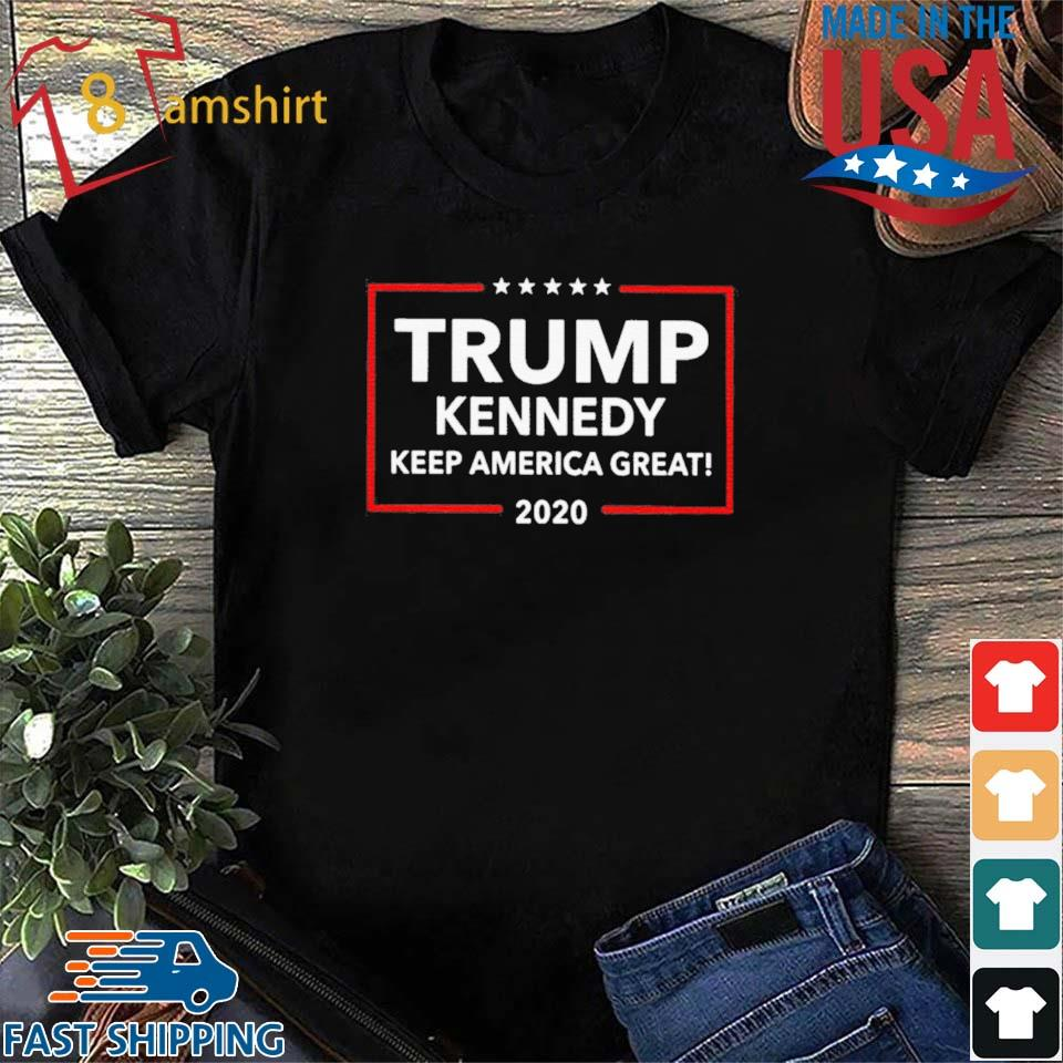 Official Trump Kennedy Keep America Great 2020 Shirt Shirt den