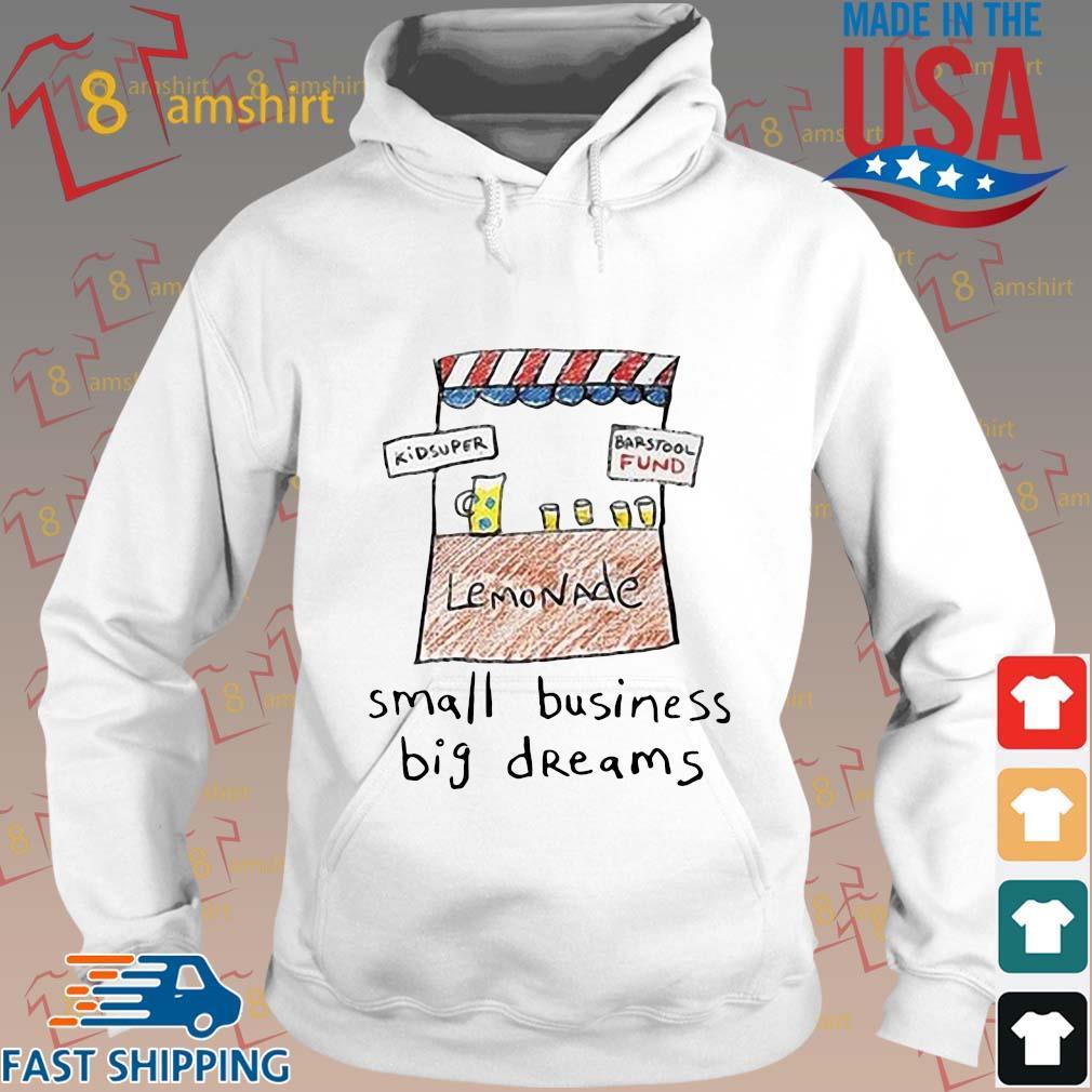 Small business big dreams s Hoodie trang