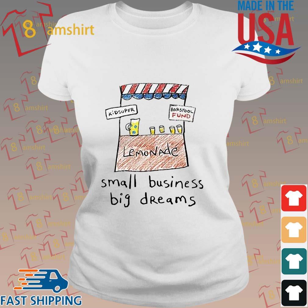 Small business big dreams s ladies trang