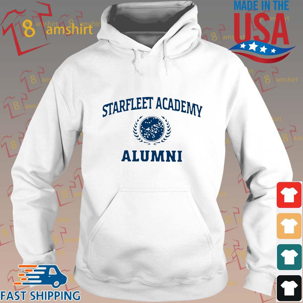 Star Trek Starfleet Academy Alumni Shirt Hoodie trang