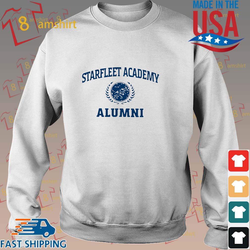 Star Trek Starfleet Academy Alumni Shirt