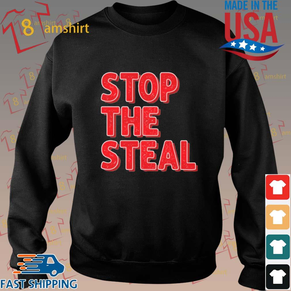 Stop The Steal Trump 2020 Voter Fraud Election Shirt
